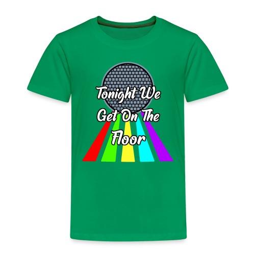 Dance Party - Kinder Premium T-Shirt