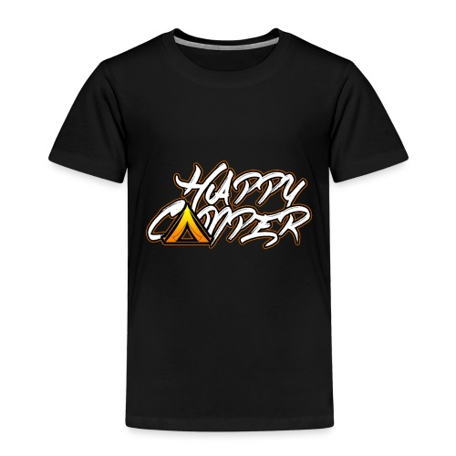 Happy Camper Camping T Shirt for Men Women and - Kinder Premium T-Shirt