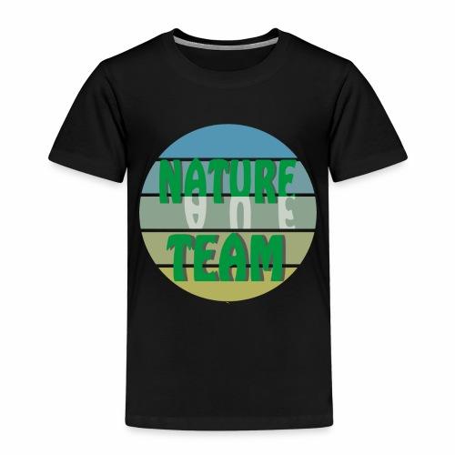 Nature Team Natur Team Naturschützer Umweltschutz - Kinder Premium T-Shirt