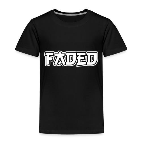 Faded - Kinder Premium T-Shirt