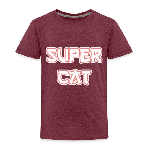 Super Cat - Kinder Premium T-Shirt