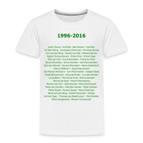 tekening4 - Kinderen Premium T-shirt