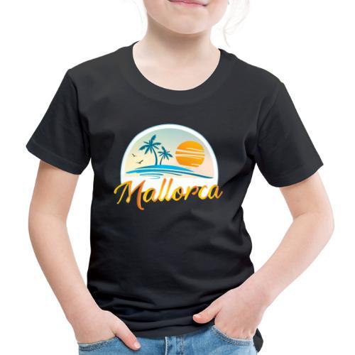 Mallorca - die goldene Insel der Lebensqualität - Kinder Premium T-Shirt