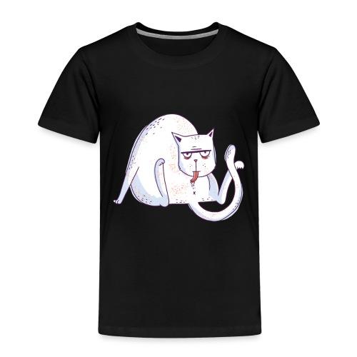 LikingCat - Kinder Premium T-Shirt