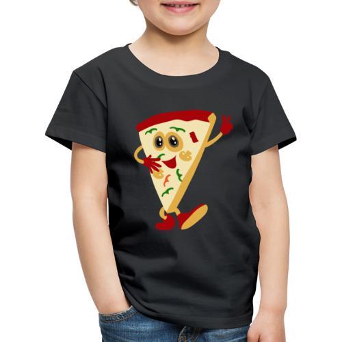 Dammi solo la pizza - Maglietta Premium per bambini