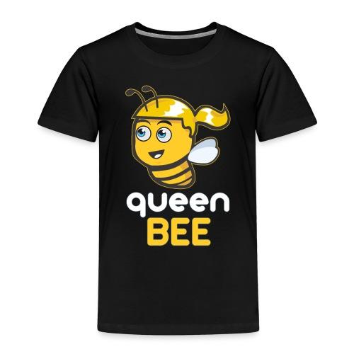 Imker: The Queen BEE - Kinder Premium T-Shirt