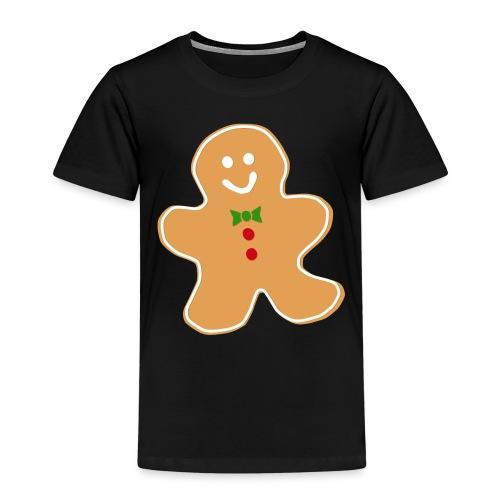 cookie man christmas - Camiseta premium niño