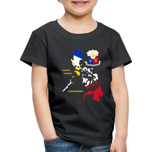 Summer Islands Philippinen holiday Urlaub - Kinder Premium T-Shirt