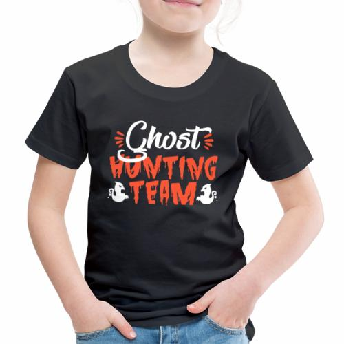 Ghost hunting team - Kinder Premium T-Shirt