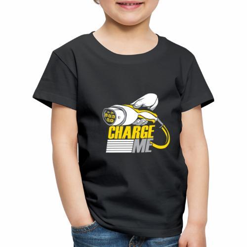 Charge Me - Kinder Premium T-Shirt