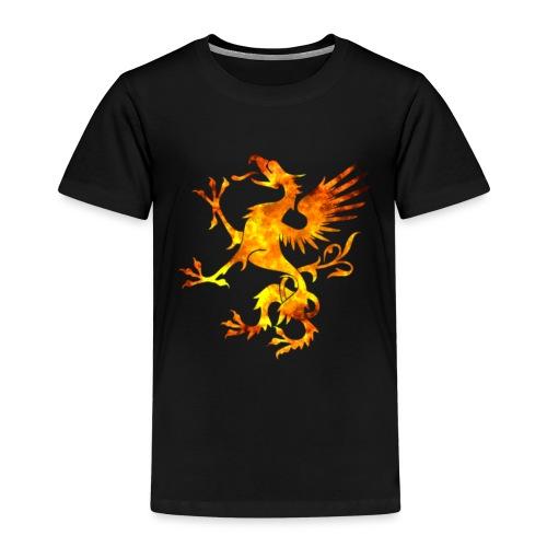 Viking Dragon Symbol Blood Norse Vikings Gift - T-shirt Premium Enfant