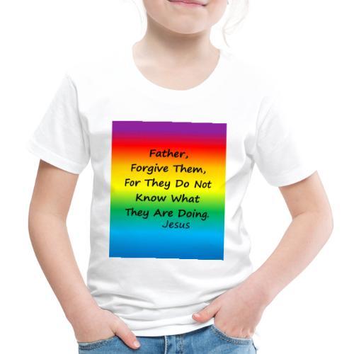 Forgive - Kids' Premium T-Shirt