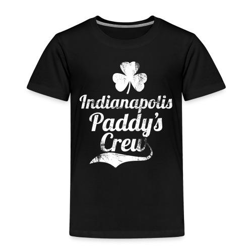 Indianapolis Irish Shirt   Indianapolis St - Kids' Premium T-Shirt