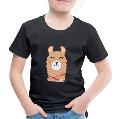 Kochana llama lama alpaka - Koszulka dziecięca Premium