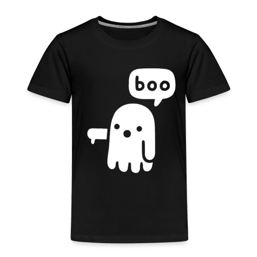 boo funny ghost for hallween - T-shirt Premium Enfant
