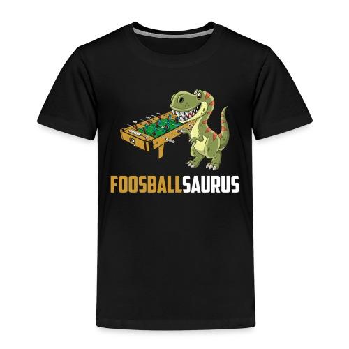 Tischfußball Kicker Krökeln - Kinder Premium T-Shirt