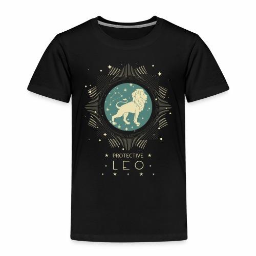 Sternzeichen Löwe Sternbild Geburtstag Juli August - Kinder Premium T-Shirt