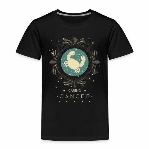 Beschützender Krebs Sternbild Monat Juni Juli - Kinder Premium T-Shirt
