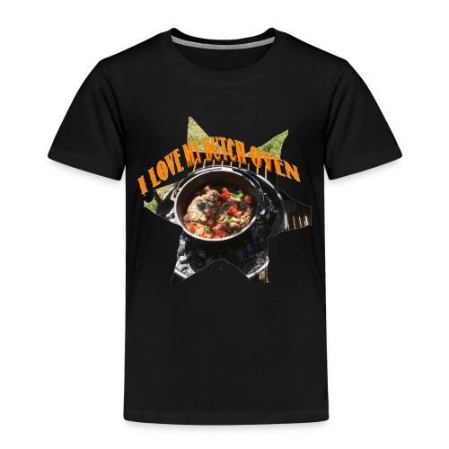 Dutch 01 - Kinder Premium T-Shirt