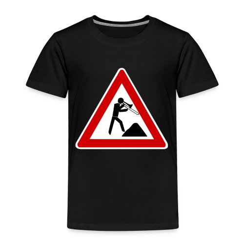 mak posaune - Kinder Premium T-Shirt