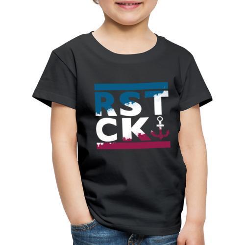 Hansestadt Rostock Anker - Kinder Premium T-Shirt