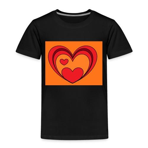 hart-png - Kinderen Premium T-shirt