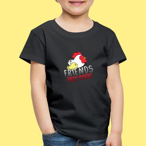 Friends Not Food - Kids' Premium T-Shirt
