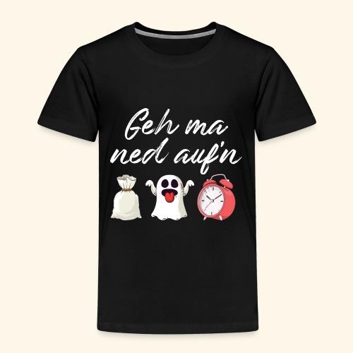 Witziger Spruch Dialekt Geh mir nicht auf den Sack - Kinder Premium T-Shirt