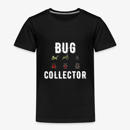 Illustrated Design For Bug Collectors - Kids' Premium T-Shirt