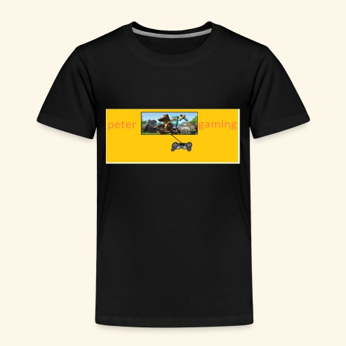 peter gaming - Kids' Premium T-Shirt