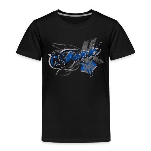 Grunge Shirt Foxx - Kids' Premium T-Shirt