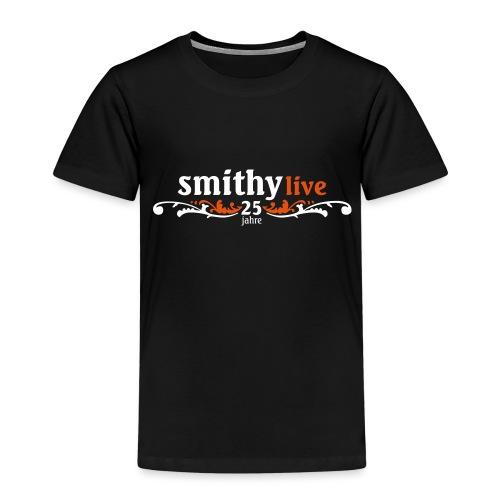 SMITHY_25 jahre_neg - Kinder Premium T-Shirt