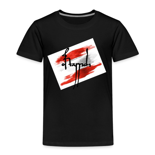 ostarrichi_grunge - Kinder Premium T-Shirt