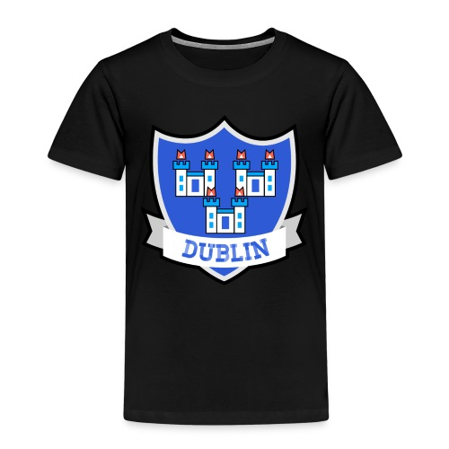 Dublin - Eire Apparel - Kids' Premium T-Shirt