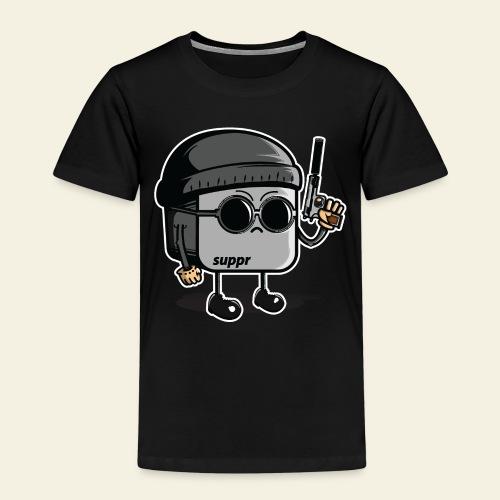 Léon touchpad - T-shirt Premium Enfant