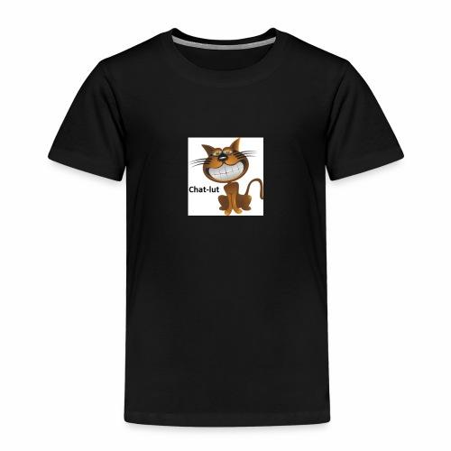 Chat-lut - T-shirt Premium Enfant