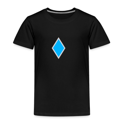 Diamond blue - Kids' Premium T-Shirt