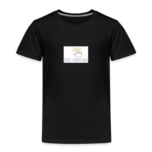 GADGET RADIO GIARRATAnNA - Maglietta Premium per bambini