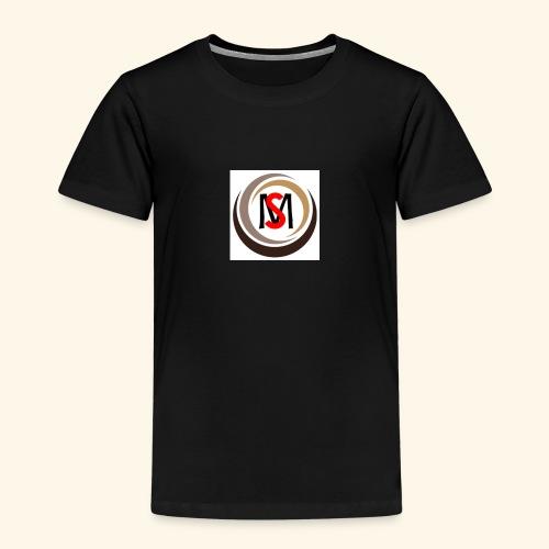 onlinelogomaker 040117 1422 7718 - T-shirt Premium Enfant