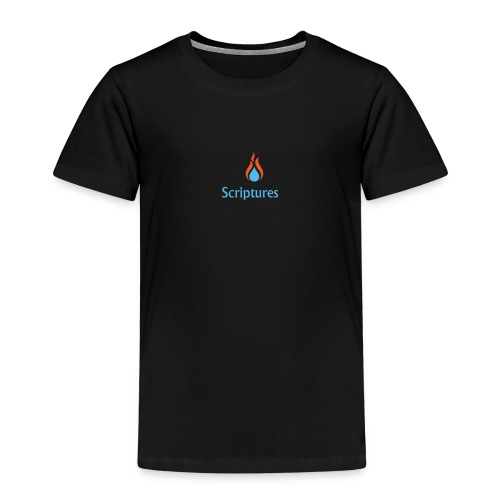 Fire Scriptures - Kids' Premium T-Shirt