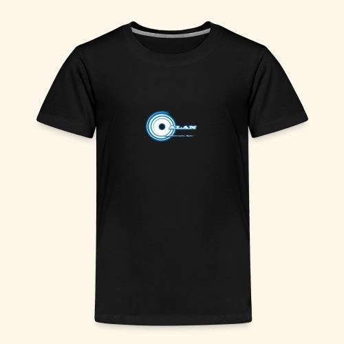 oalan logga - Premium-T-shirt barn