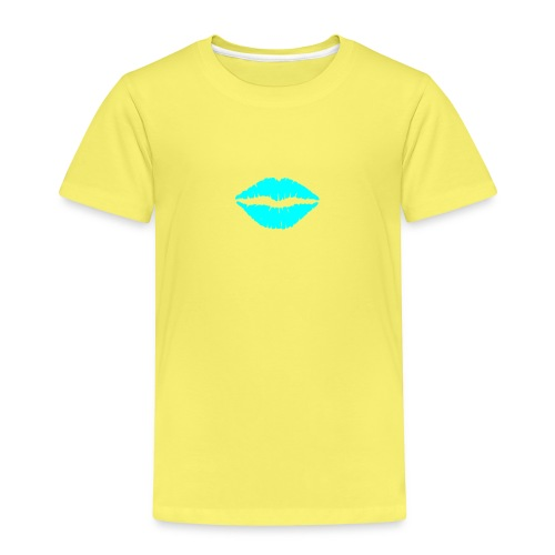 Blue kiss - Kids' Premium T-Shirt