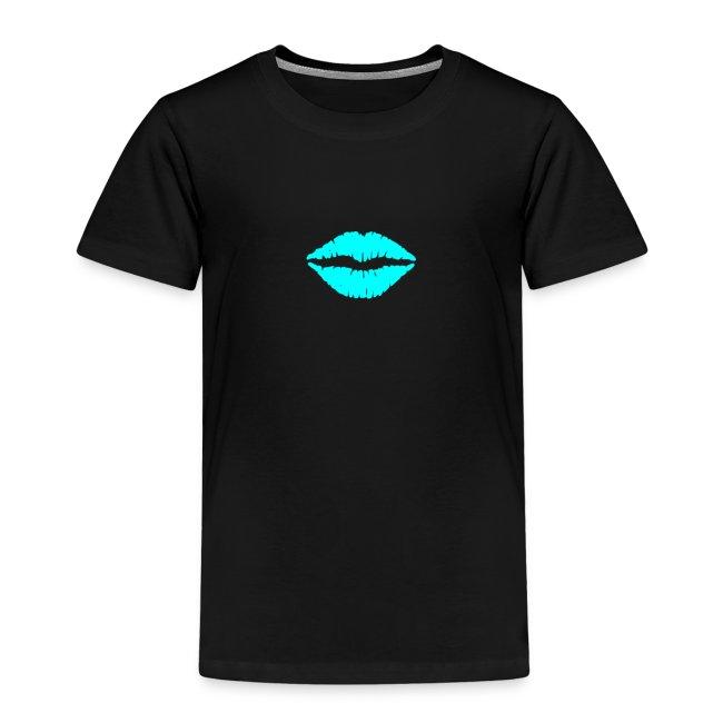 Blue kiss