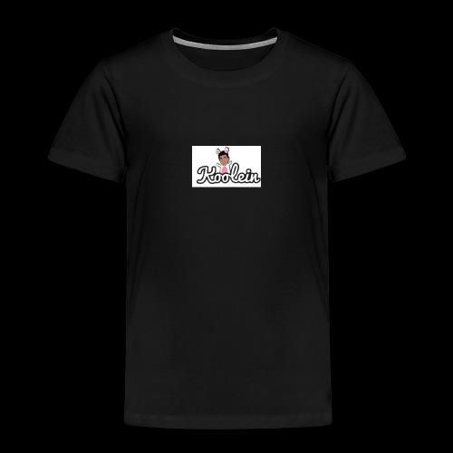 koolein - Kinderen Premium T-shirt