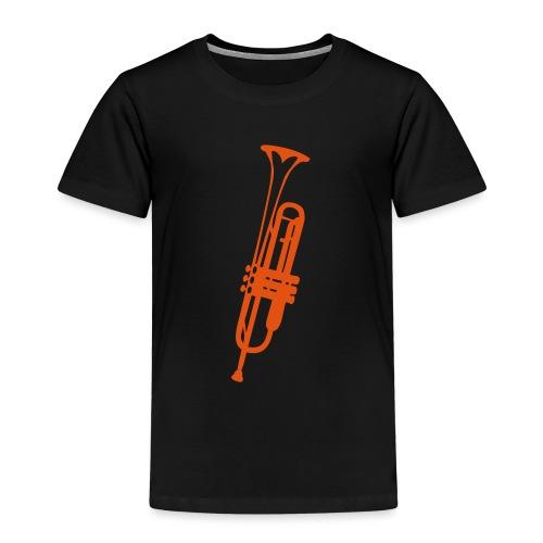 trompette instrument musique 2410 - T-shirt Premium Enfant