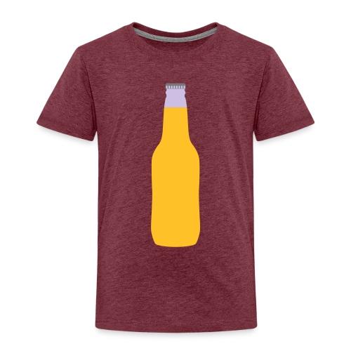 Bierflasche - Kinder Premium T-Shirt