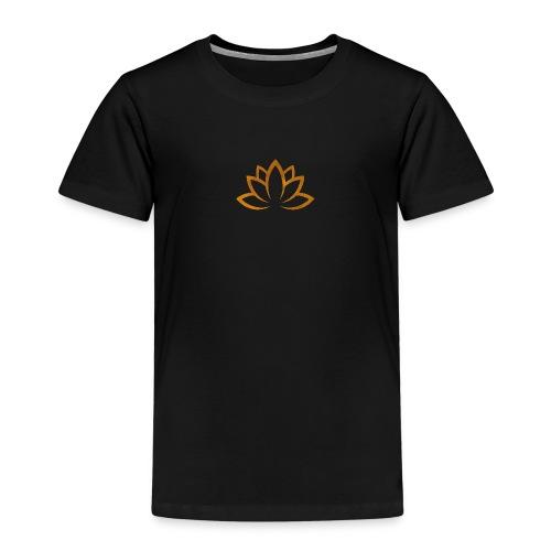 Lotus gold - Kinder Premium T-Shirt