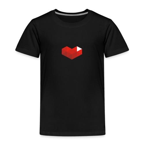 MrKinToast Heart Logo - Kids' Premium T-Shirt