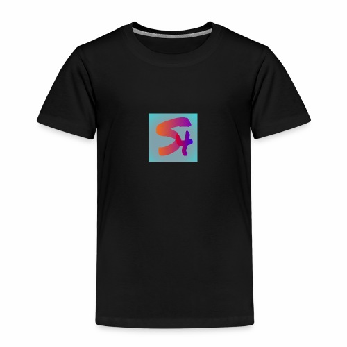SQU4D (Minimised) - Kids' Premium T-Shirt