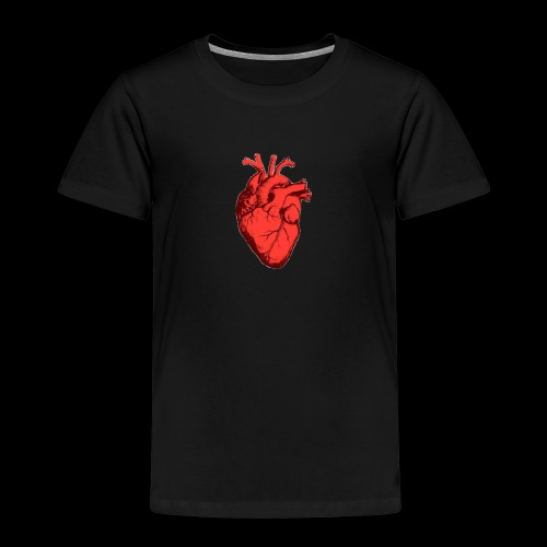 Red Heart - T-shirt Premium Enfant